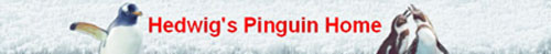 banner Hedwig's Pinguïn Home