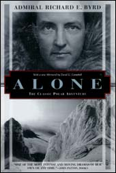 Richard E. Byrd - Alone