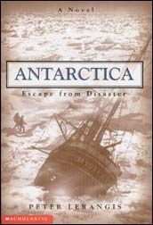 Peter Lerangis: Antarctica. Escape from disaster